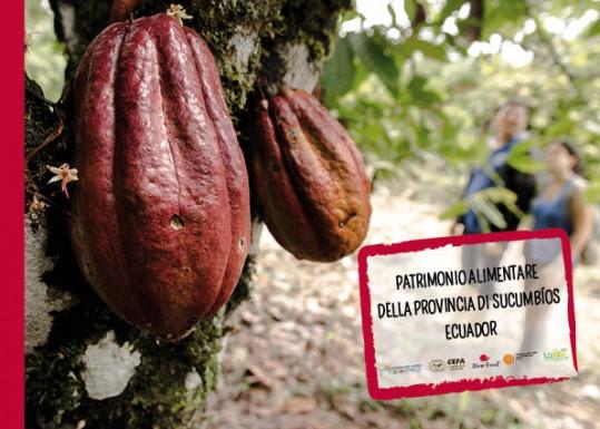 Il patrimonio alimentare dell'Ecuador