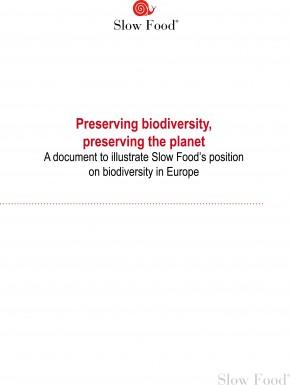 Biodiversity: A Position Paper