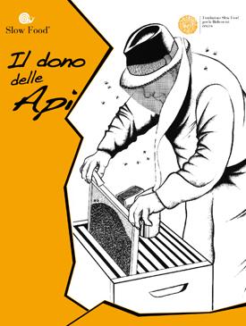 Il dono delle api. Un fumetto sul miele