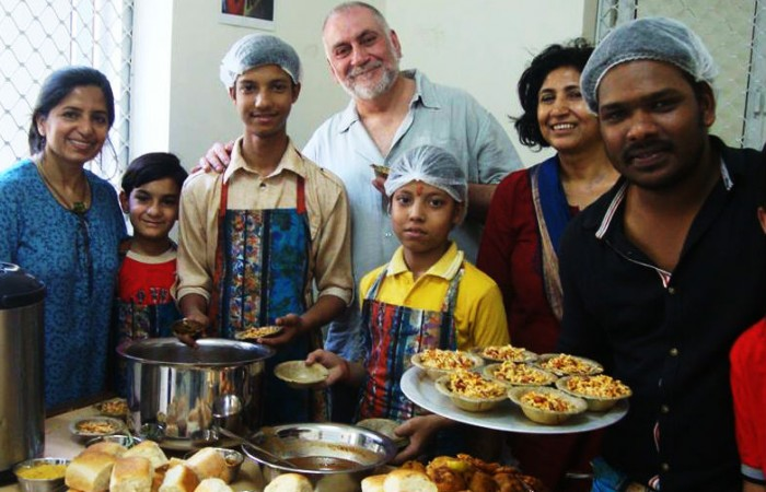 Gastronomic Alliances: From the Netherlands to India