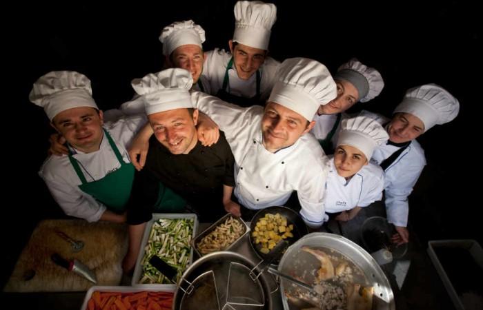 L'Alleanza Slow Food dei Cuochi arriva in Albania!