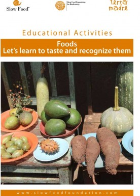 Educational activity  Foods