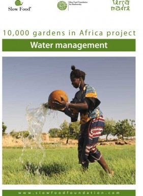 Practical fact sheet  Water management