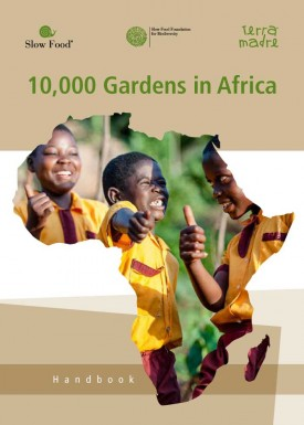 10.000 gardens in Africa  Vademecum english