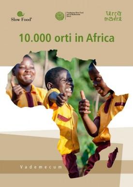 10.000 gardens in Africa  Vademecum italian
