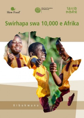 10.000 gardens in Africa  Vademecum shangana