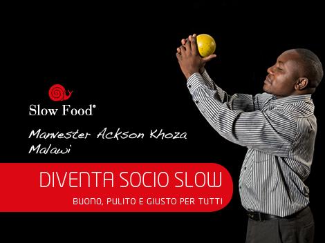 10.000 orti in Africa e la rete Slow Food