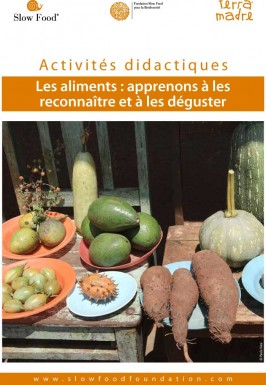 Activité didactique  Les aliments