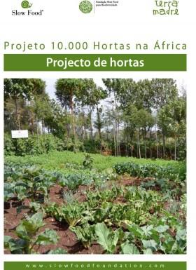 Ficha técnica  Projecto de hortas