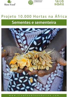 Ficha técnica  Sementes e sementeira