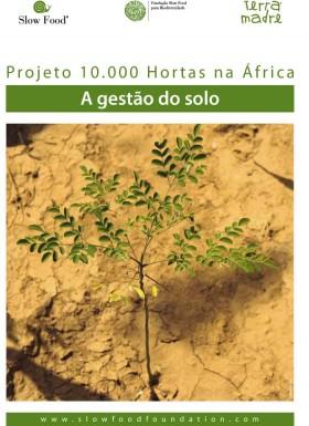 Ficha técnica  A gestão do solo