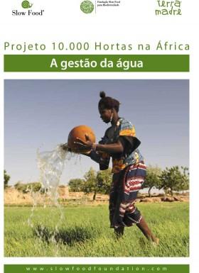 Ficha técnica  A gestão de água