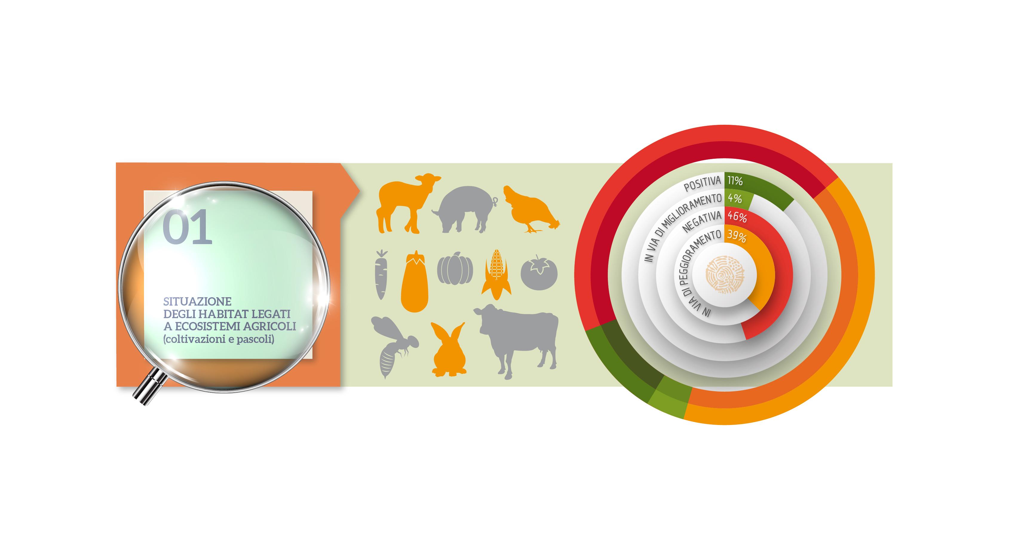 Habitat ed ecosistemi agricoli: a che punto siamo?