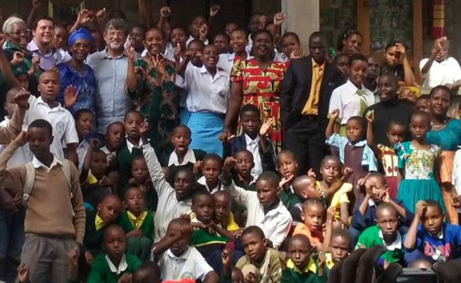 Young Generations Take Action: Slow Food Clubs Started in Tanzanian Schools
