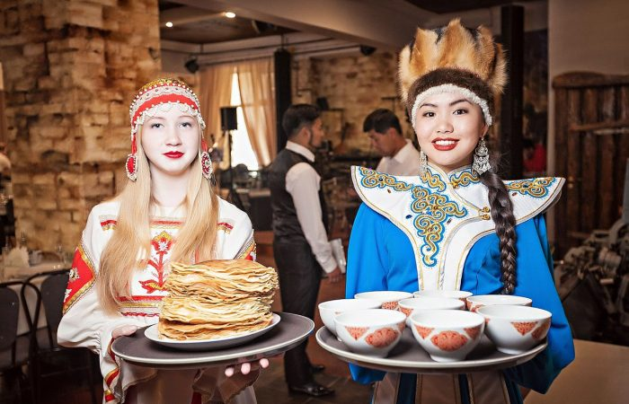 The Russian Slow Food Chefs' Alliance lands in Siberia