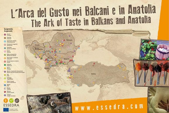 The Ark of Taste in Balkans and Anatolia