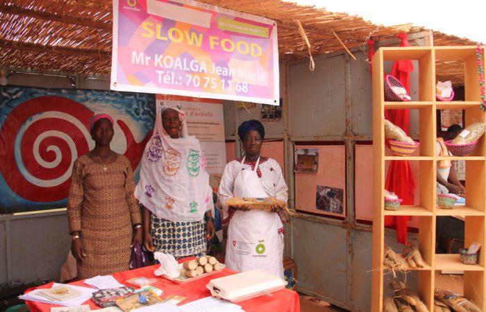 """Slow Food Burkina Faso premiato ai """"Koudou du Faso"""""""
