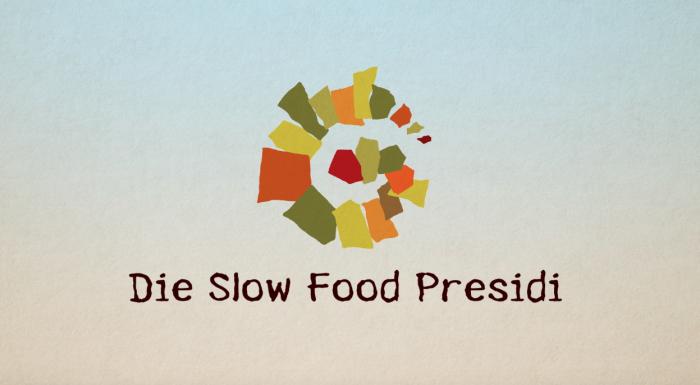 Die Slow Food Presidi