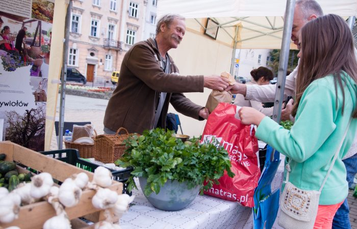 A market to nurture a new Slow Food community