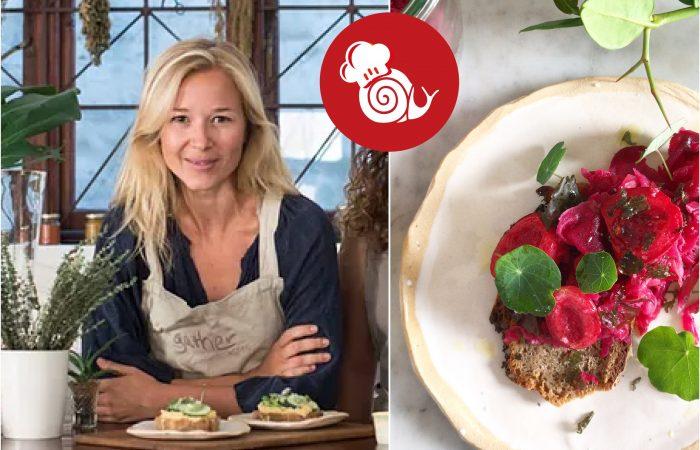 Chef's Alliance Recipe – Carissa Berry Kraut with Wild Rosemary and Dill Seeds – Filippa Harrington