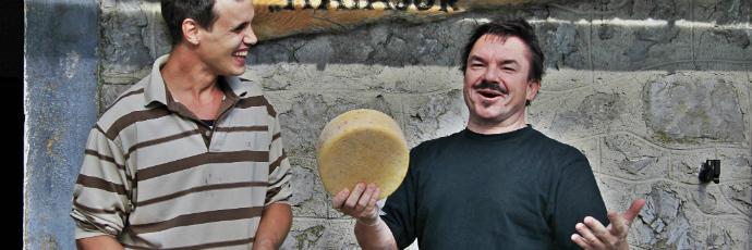 Tolminc Cheese