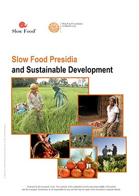 Slow Food Presidia and Sustainable Development