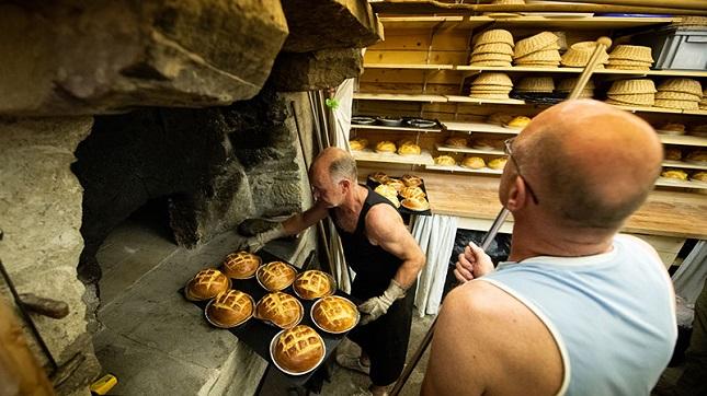 bread Canton Valais