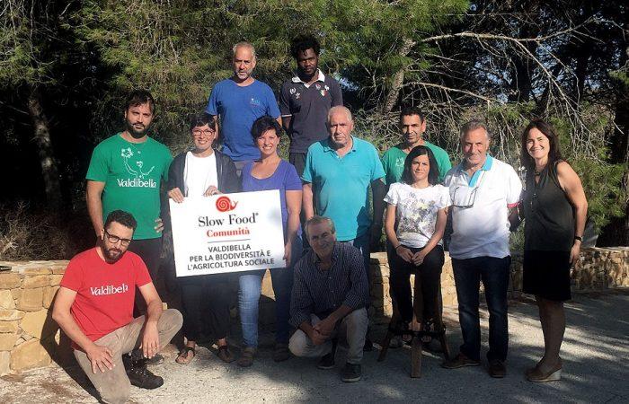 La prima Comunità del cambiamento di Slow Food è in Sicilia, a Partinico, in un fondo confiscato alla mafia