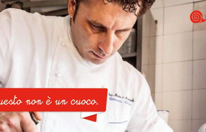 Questo non è un cuoco #3. Giovanni Milana, l'integralista