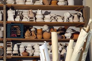 Monti Lepini, laboratorio artigianale