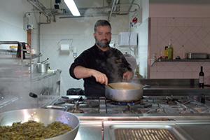 Monti Lepini, cuoco