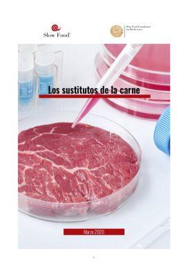 Los sostitutos de la carne