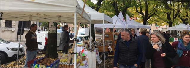 Sommacampagna Earth Market