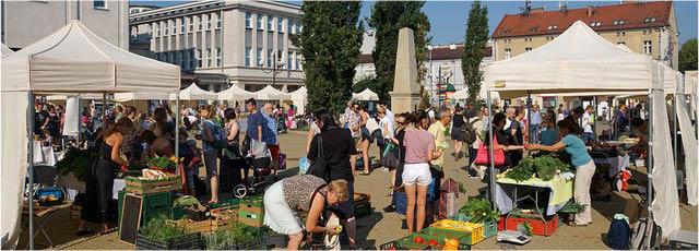 Krakow Earth Market – Targ Pietruszkowy