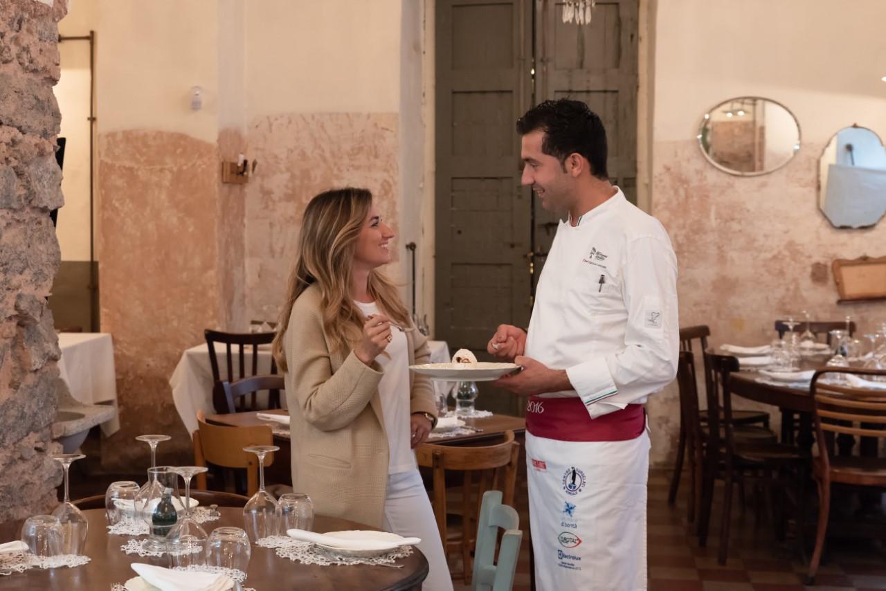 Questo non è un cuoco. Roberta Capizzi