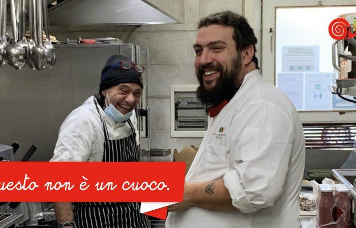 Cristian e Salvatore: la strana coppia della ristorazione toscana. Questo non è un cuoco #14