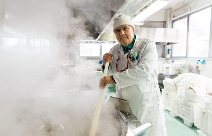 La mensa sostenibile di Qualità & Servizi entra a far parte dell'Alleanza Slow Food dei Cuochi. Questo non è un cuoco #16