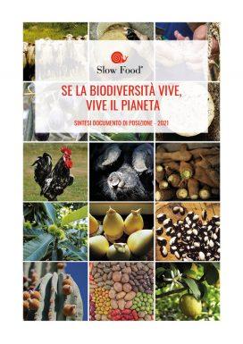 Biodiversità: Sintesi documento di posizione (2021)