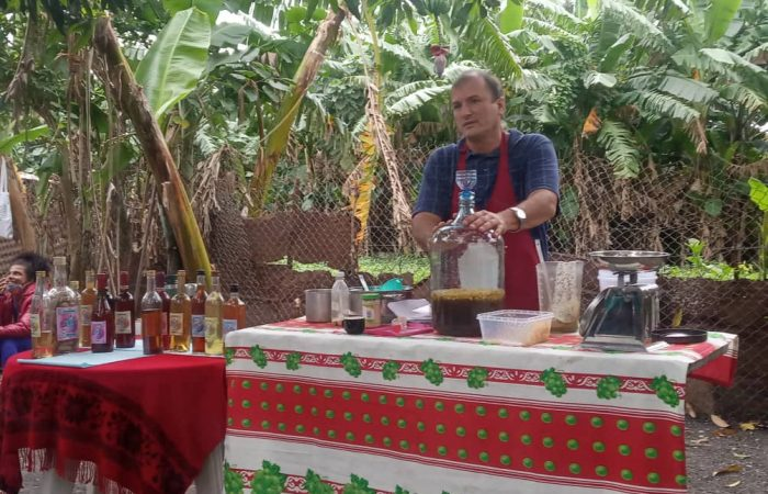 The recipe of the Slow Food Cooks' Alliance of Cuba