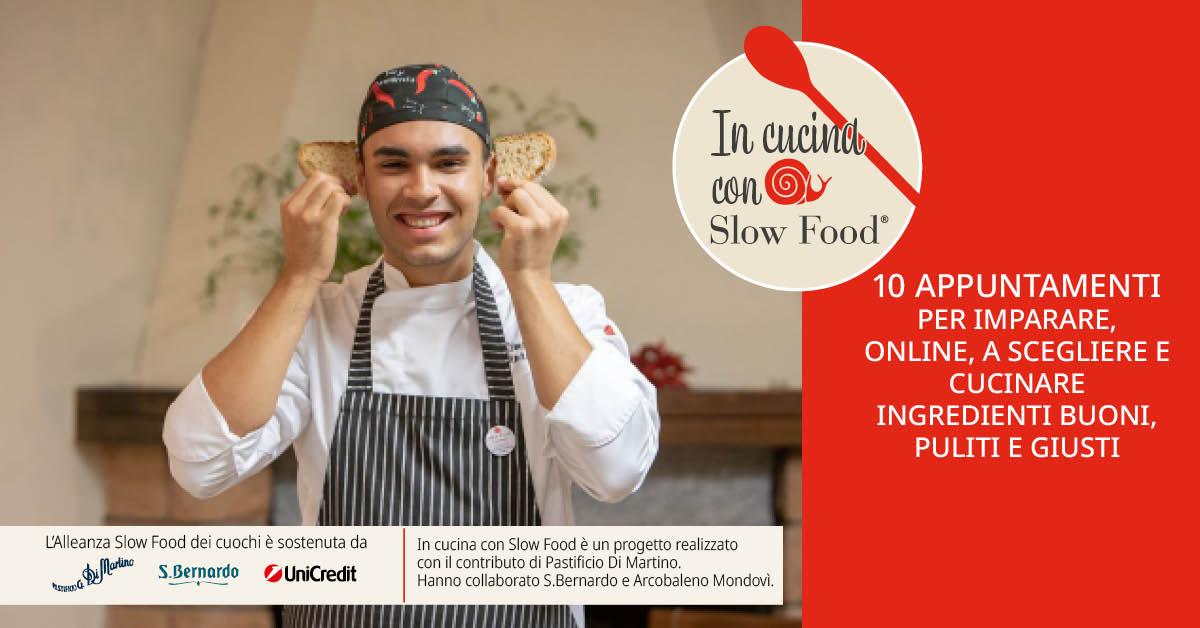Corsi Cucina Slow Food