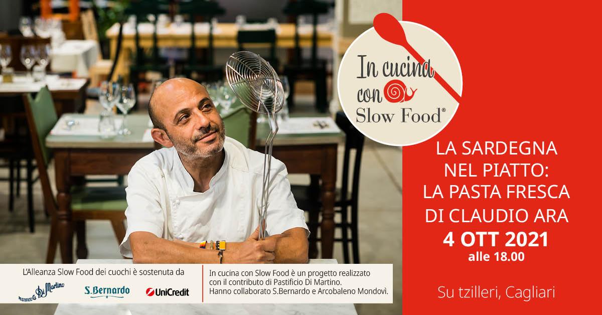 La cucina di Claudio Ara