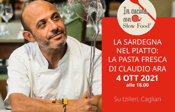 La cucina di Claudio Ara e il valore del tempo