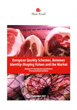European Quality Schemes, Between Identity-Shaping Values and the Market