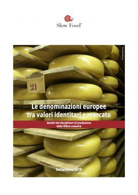 Le denominazioni europee tra valori identitari e mercato